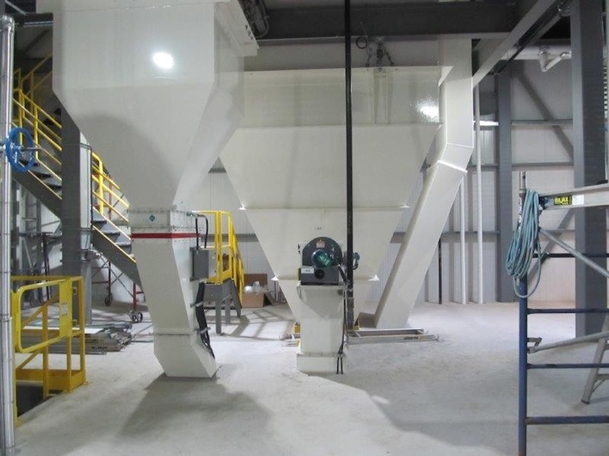 RNHL canola processing plant engineering design firm