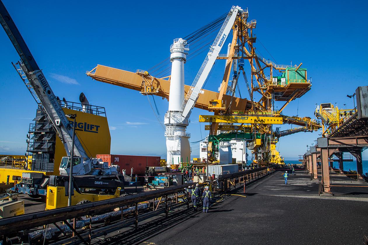Shiploader_delta BC engineer design