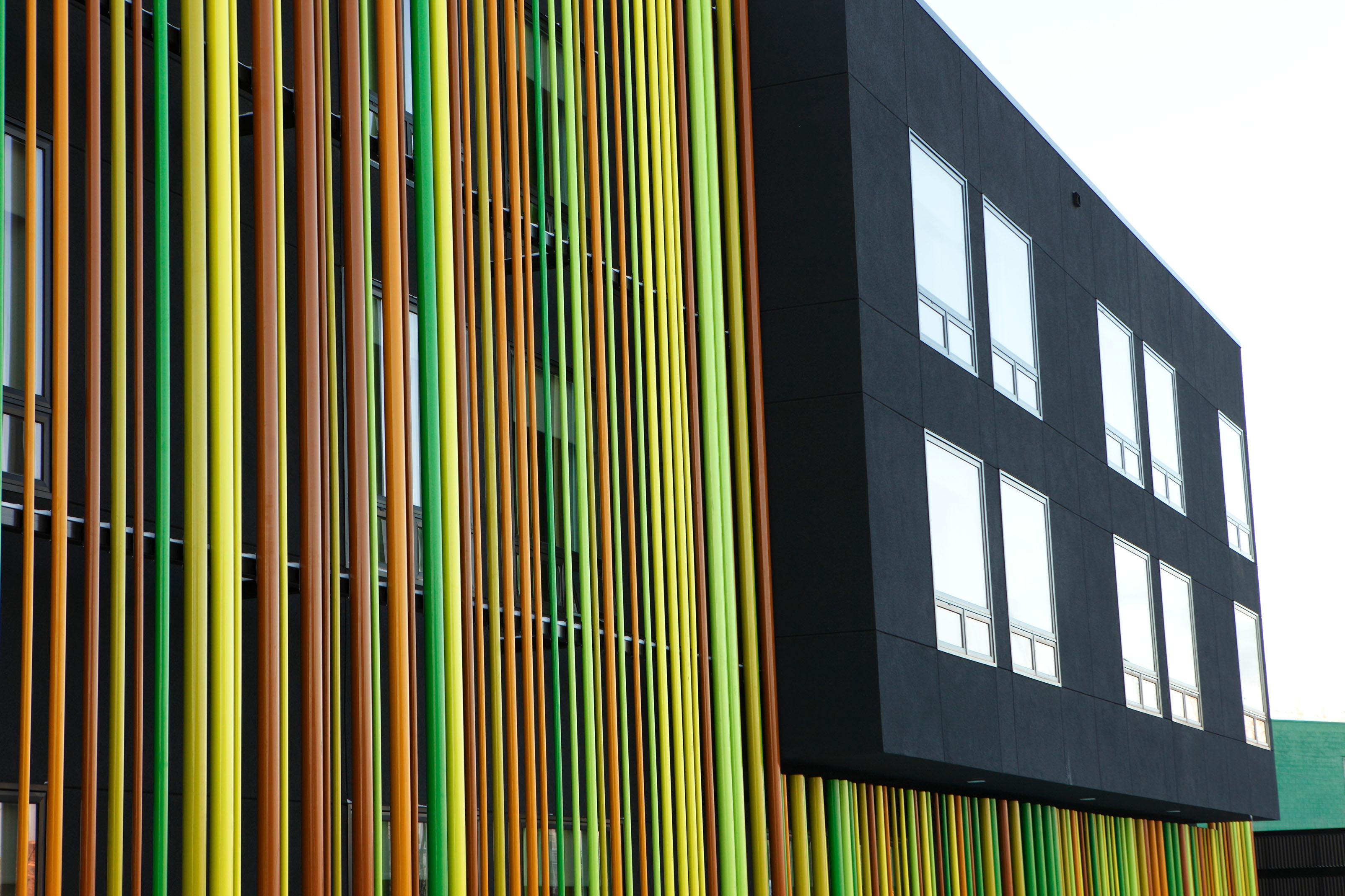 Mere Sunstone Development Engineering hotel exterior facade winnipeg